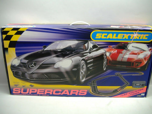 Scalextric C1185 SUPERCARS Lap Counter Timer/Rundenzähler  NEU & OVP