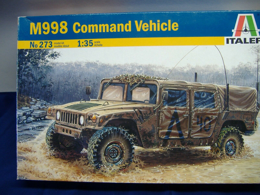 ITALERI 273 M998 Command Vehicle 1:35 Neu & Ovp