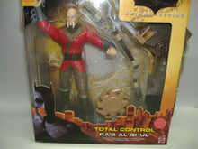 Laden Sie das Bild in den Galerie-Viewer, Mattel  Batman begins  RA´S AL GHUL & BATMAN NEU & OVP