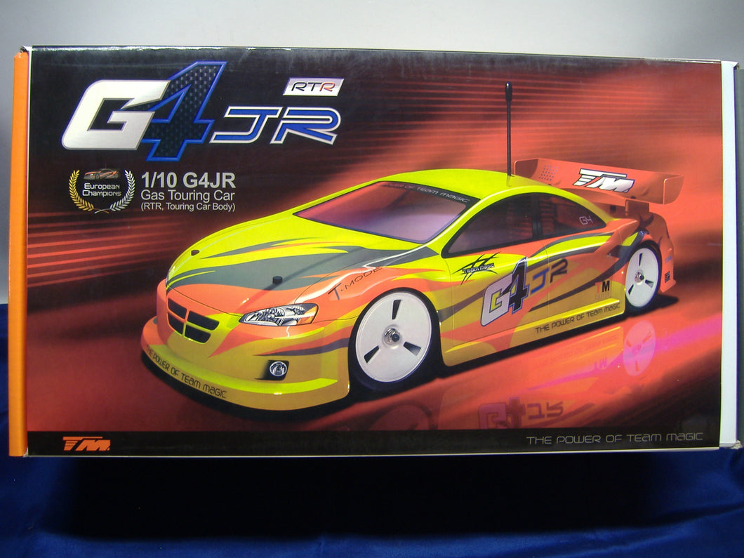TM 502088 G4 JR Gas Touring Car 1:10 4WD Ready to run  Neu & OVP