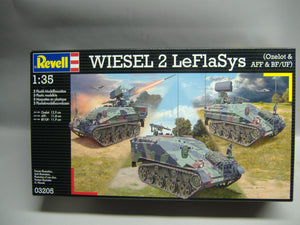 Revell 03205 WIESEL 2 LeFlaSys Neu & OVP