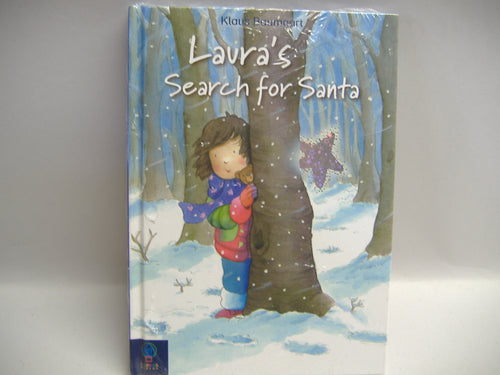 Baumhausverlag Buch 'Lauras's Search for Santa' Neu & OVP