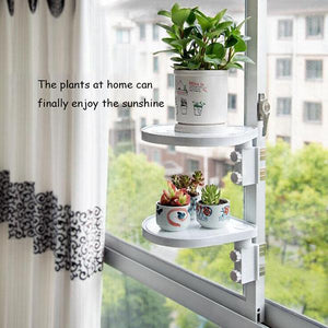 Nail-Free Storage Holder Shelves