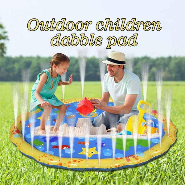 Splash Sprinkler Pad