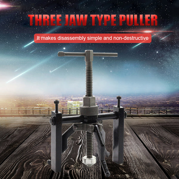 Three Jaw Type Puller
