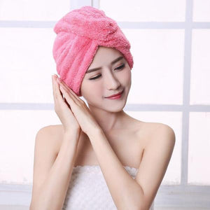 Water Absorbent Dry Hair Cap