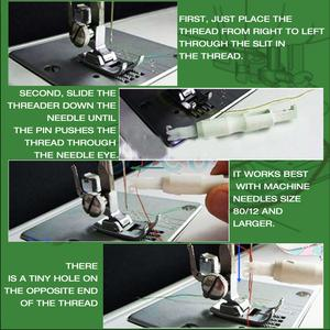 Sewing Machine Threading Machine (2 Pcs)