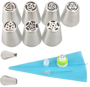Cake Decorating Nozzles Kit(1 Set)