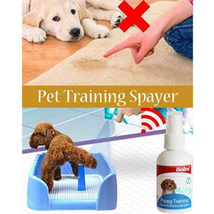 Pet Training Spayer