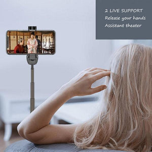 All In One Smart Wireless Bluetooth Selfie Stick