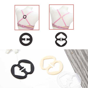 Smart Bra Strap Clip (Set of 6)