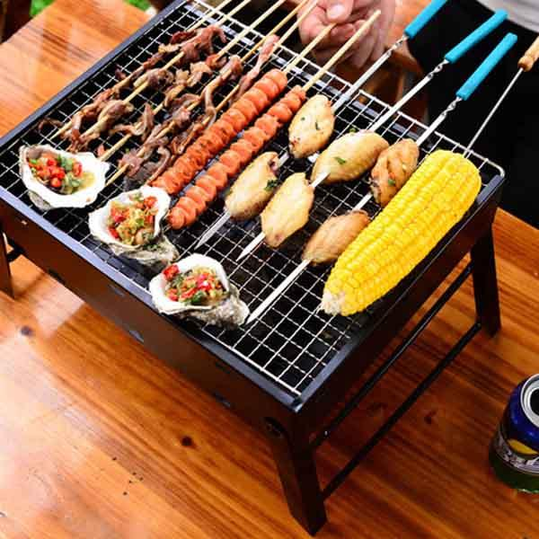Portable Folding Grill