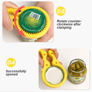 Creative Beverage Bottle Opener