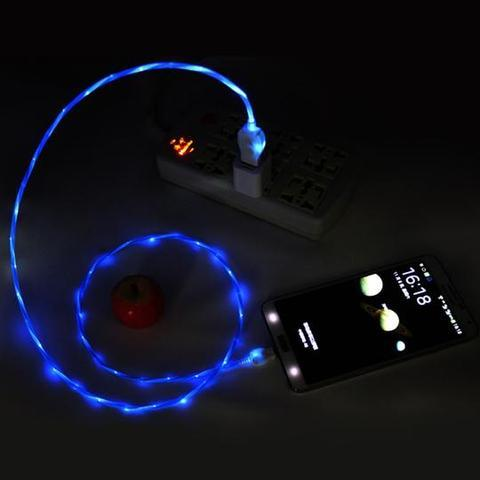 "Cool Led ""Light Flow"" Cable ( Factory Outlet )"