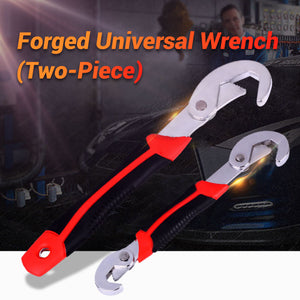Forged Universal Wrench (Two-Piece)