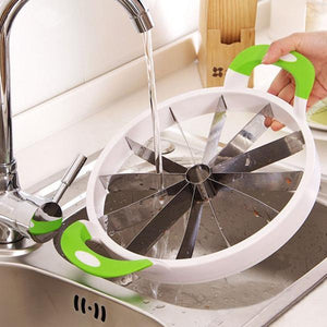 Stainless Steel Fruit Slicer
