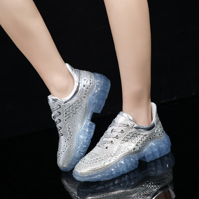 Old shoes women 2019 spring new casual shoes