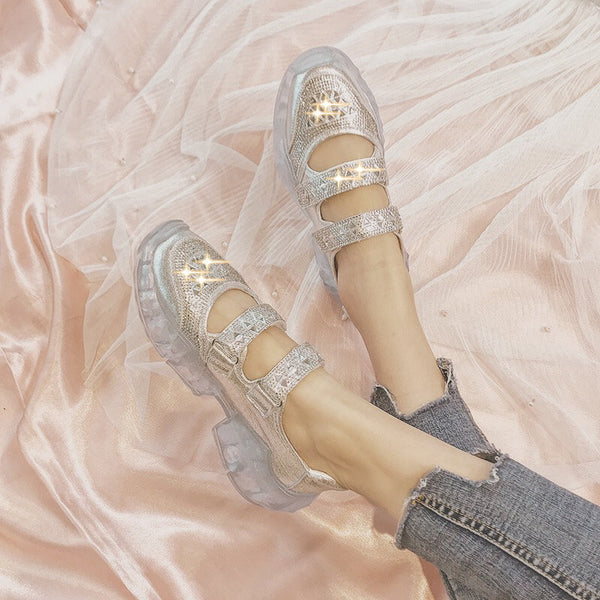 2019 Spring Summer Fashion  Women's  Shoes