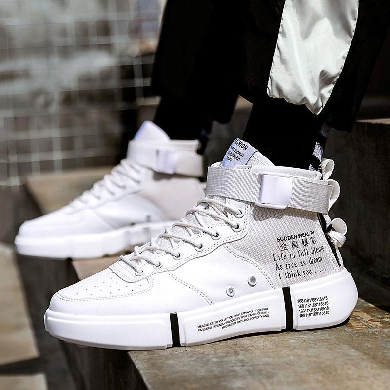 2019 Fashion High Top Sneakers