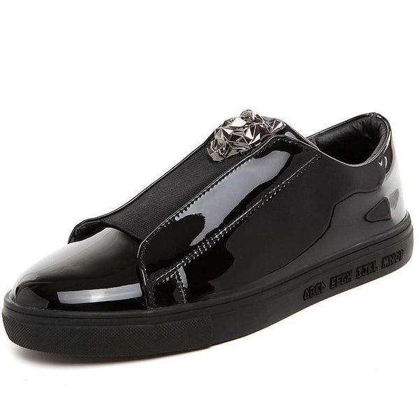 DIAMOND DELUXE SLIP-ON SNEAKERS