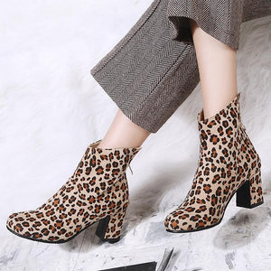 Boots - 2018 New Women's Ankle Boots