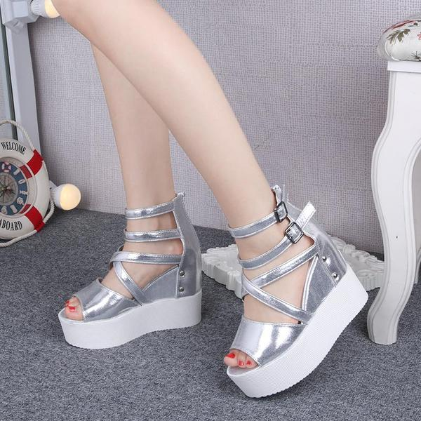 Women's Shoes - Women Summer Fashion Ankle High Platform Sandals