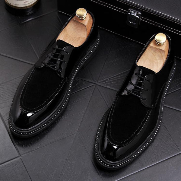 Lace Trendy Loafers