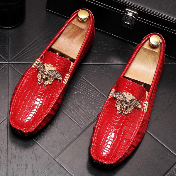Glitter Trendy Loafers-E