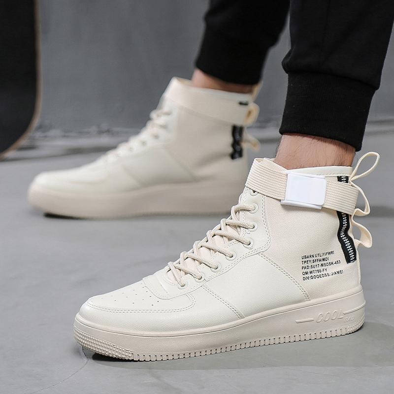 New Fashion High Top Shoes