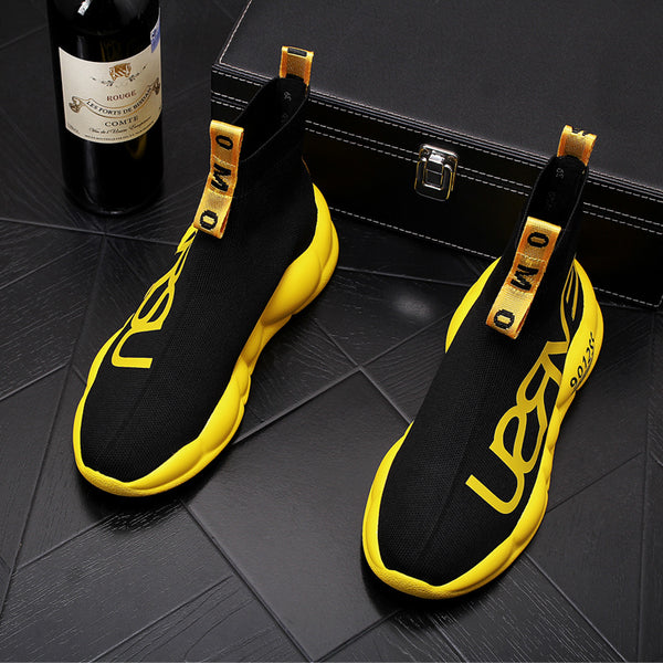 Wild casual men's shoes
