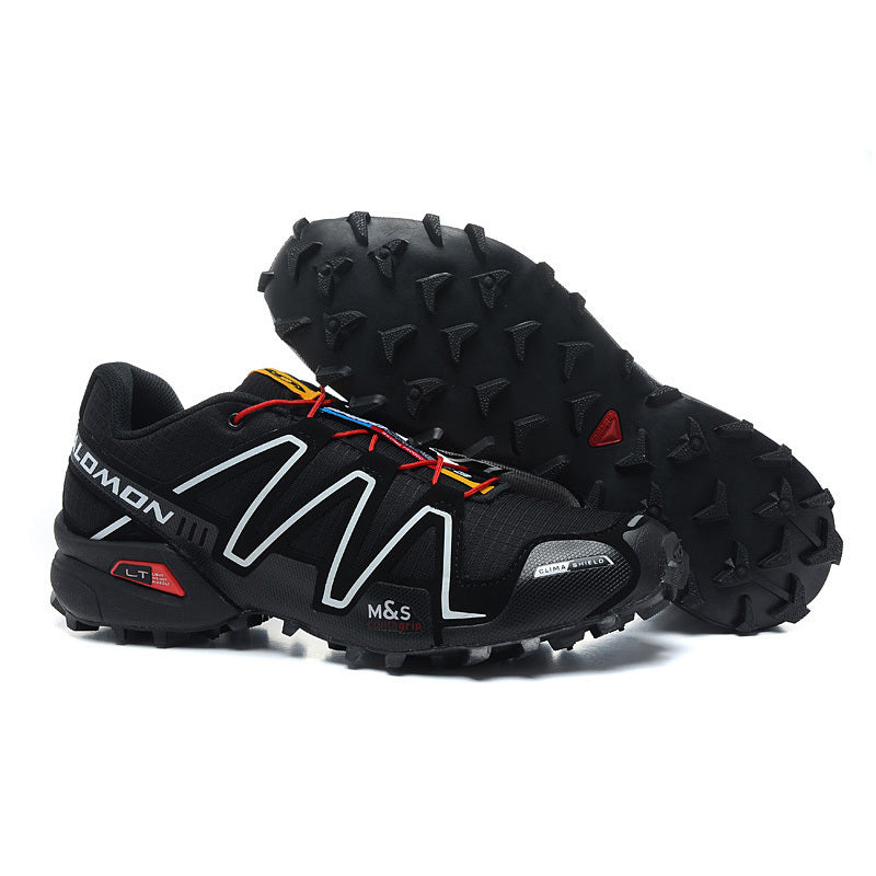 2019 New Fashion Outdoor Trail  Running Shoes