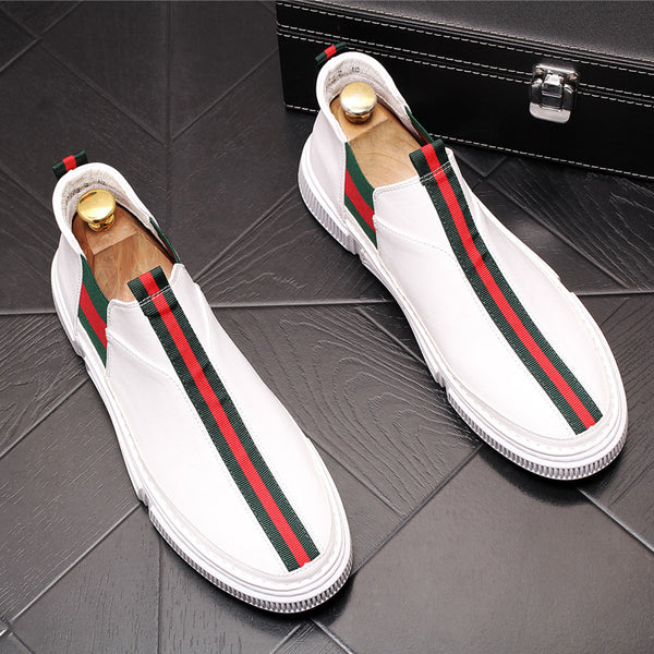 Casual high-top shoes