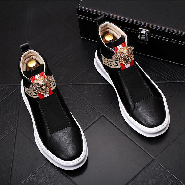 Influx male high-top shoes