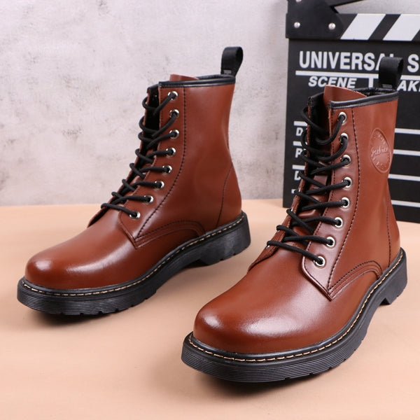British tooling trend leather boots