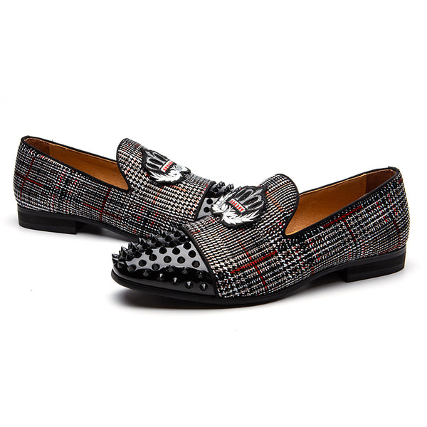 Men's pointed fashion shoes
