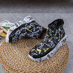Summer sneakers breathable grid Cloth shoe Running shoes