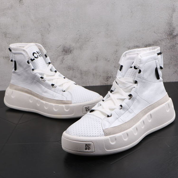 Wild high-top sneakers