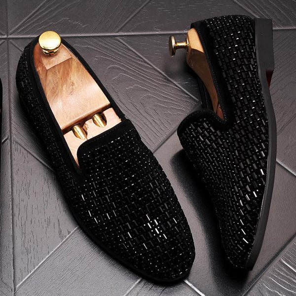 Simple Trendy Loafers-A