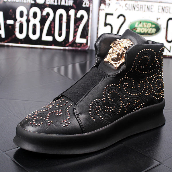 Summer High-Top Fashion Shoes