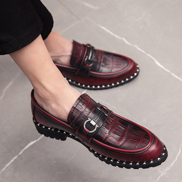 British style trend casual shoes
