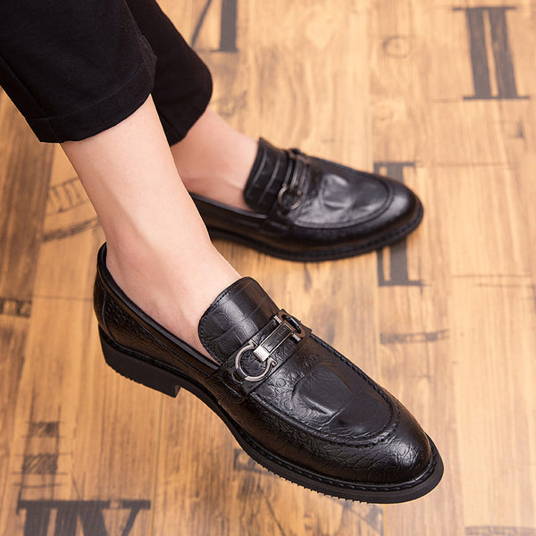 British style casual shoes