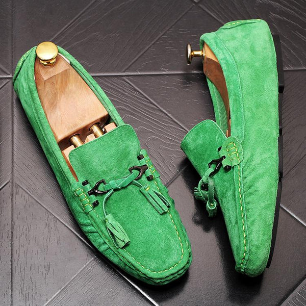 Anti-furry Trendy Loafers