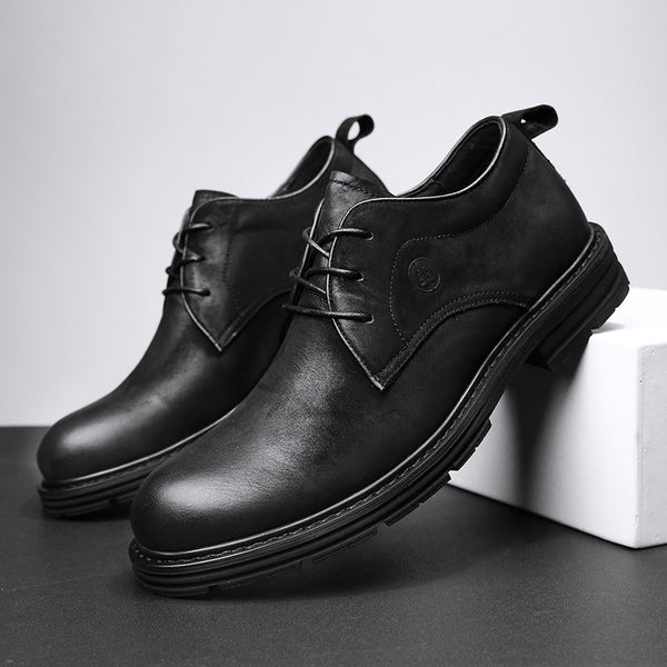 Casual British fashion men's shoes