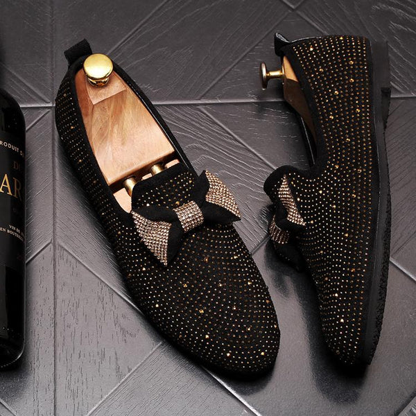 Bow Trendy Loafers-A