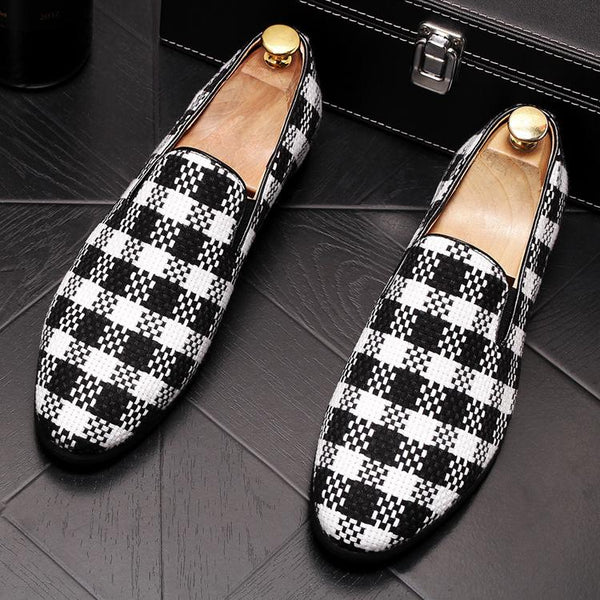 Square Trendy Loafers