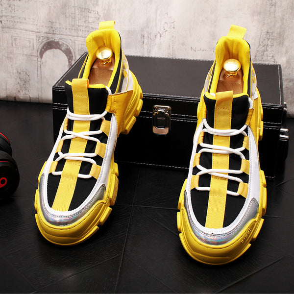 Personalized breathable casual shoes