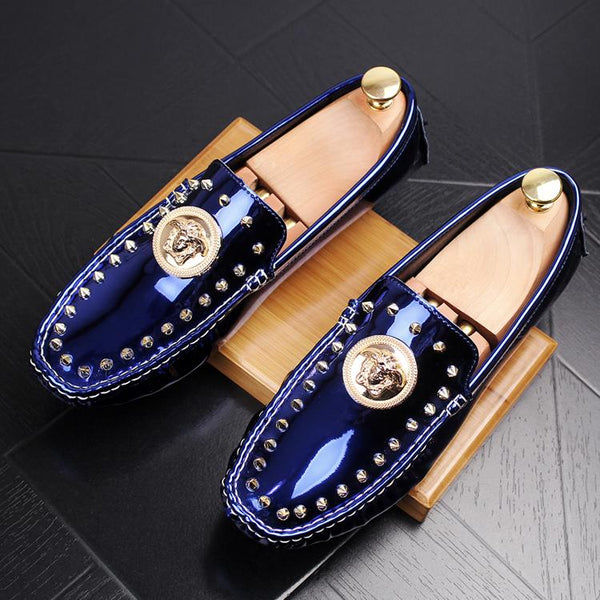 Glitter Trendy Loafers-G