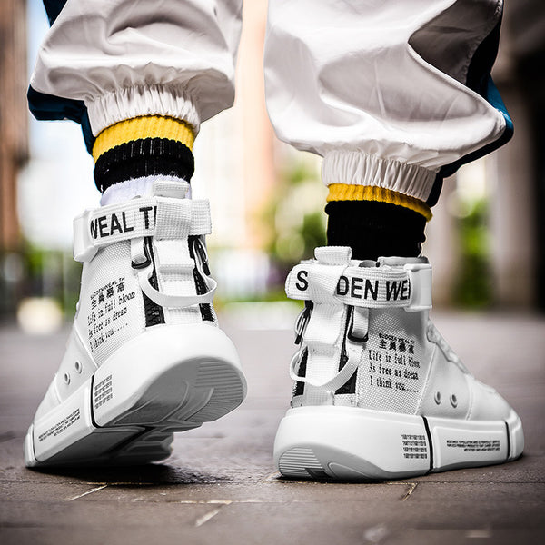 Wild hip hop casual shoes