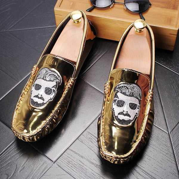 Portrait Trendy Loafers