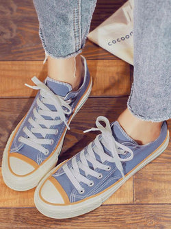 Canvas Sneaker Casual Shoes